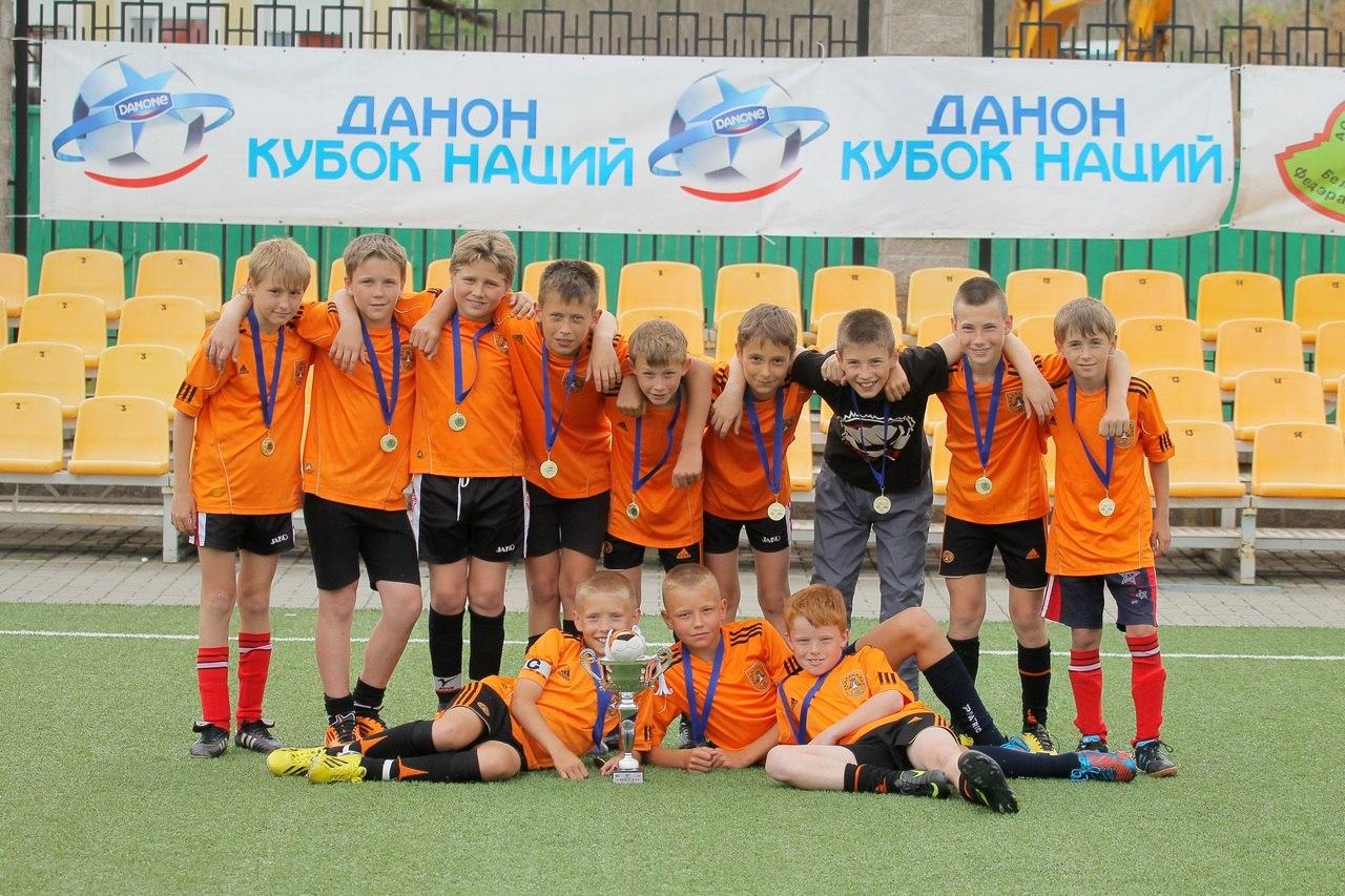 Кубок націй данон-2014